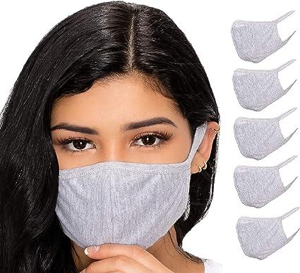 Unisex Reusable Cotton Face Msk Washable Face Mouth Cover for Men Women Anti Dust Mouth Msk