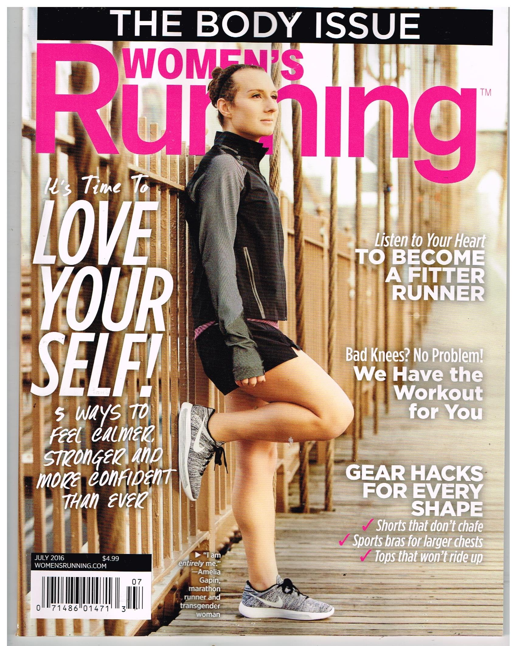 Download WOMEN'S RUNNING Magazine (July 2016) The BODY Issue ebook