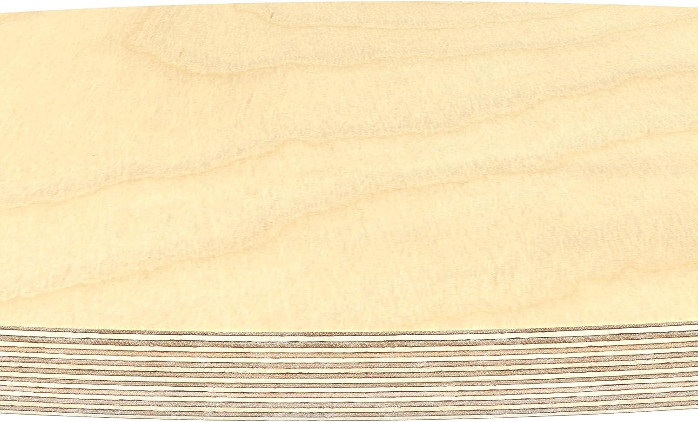 AUPROTEC Panneau de Contreplaqu/é 18mm rond /Ø 200 mm Bouleau Coupe ronde de contreplaqu/é 20cm-148cm au choix Plateau de Table Bistr/ó Bar Caf/é Table dappoint de jardin et terrasse etc.