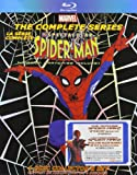 Spectacular Spider-Man: The Complete First and Second Season Bilingual [Blu-ray]