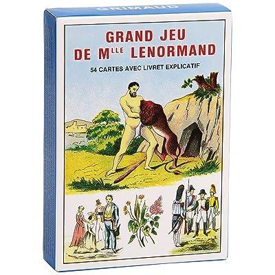 France Cartes - Juguete [versión Francesa]: Marie-Anne Adélaïde Lenormand: Juguetes y juegos