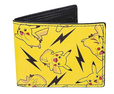 Pokemon Pikachu monedero: Amazon.es: Equipaje