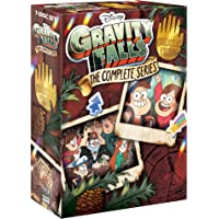 Gravity Falls: The Complete Series Collector's Edition on Blu-ray