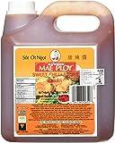 Mae Ploy Thai Sweet Chilli Sauce (8.8 Pounds Total 108oz) Huge Jug Versatile Dipping Sauce