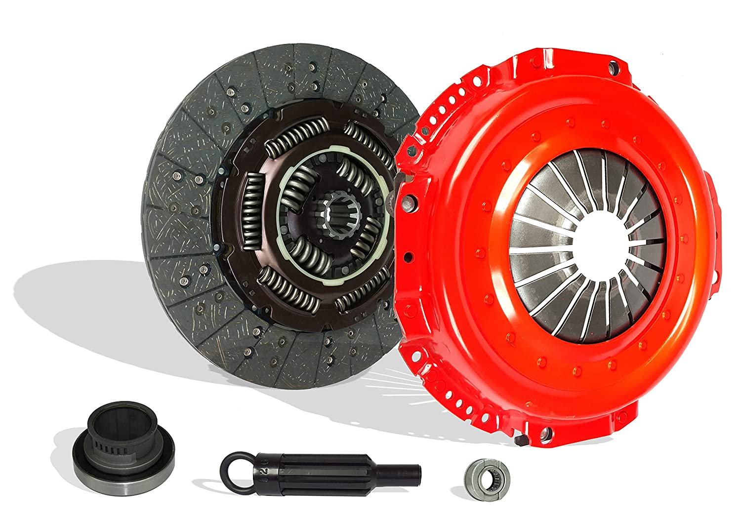 Embrague Kit etapa 1 para Ford S SD F250 F350 F59 sólo Solid Volante: Amazon.es: Coche y moto