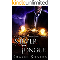 Silver Tongue: A Nate Temple Supernatural Thriller Book 4 (The Temple Chronicles)