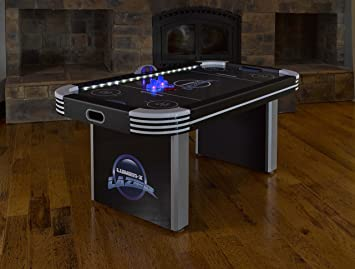 New   Triumph Lumen X Lazer 6u0027 Air Hockey Table