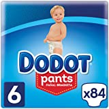 Dodot Pants - Pañal-Braguita Talla 6, (15+ kg), 3