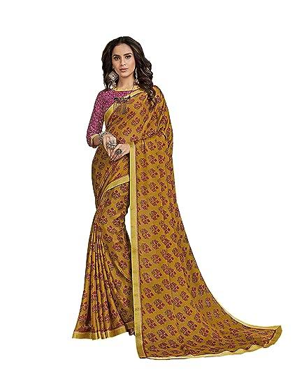 Indian Traditional Party Wear Saree Soft Linen Silk Saree Bollywood Saree A16
