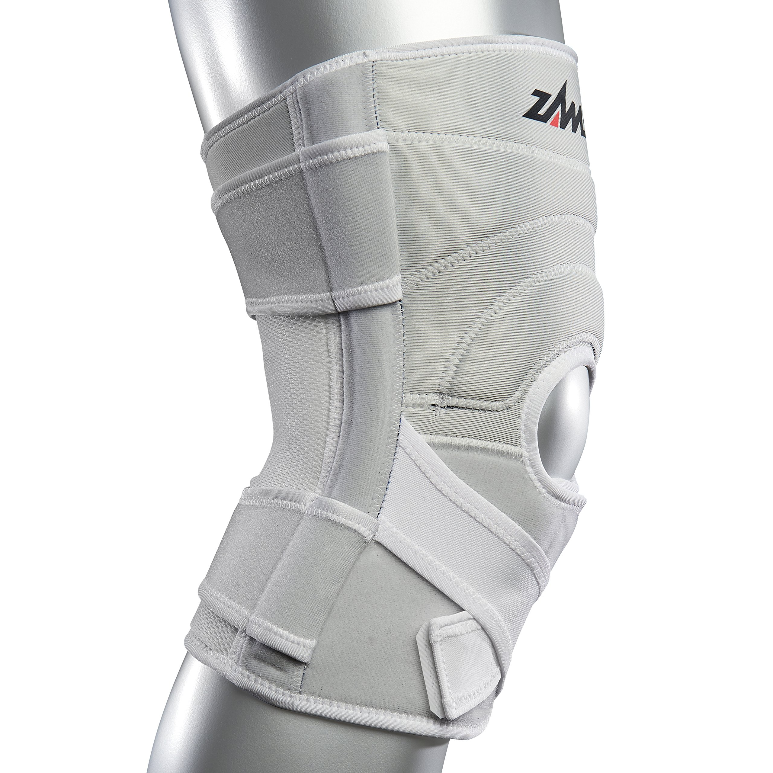 Zamst ZK-7 Knee Brace, White, X-Large by Zamst (Image #4)