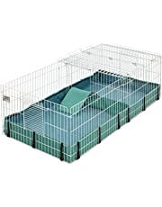 Guinea Habitat Plus ™ Guinea Pig Cage by Midwest w/Top Panel, 47L x 24W x 14H Inches