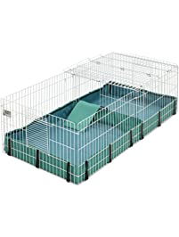 """Guinea Habitat"" Guinea Pig Cage & Accessories by MidWest"