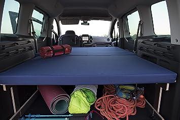Estrutura de cama para furgoneta pequeña: Amazon.es: Coche y ...