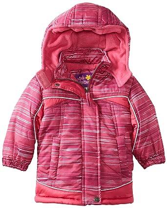 Amazon.com: Rosa Platinum Baby Girls Espacio Dye Puffer ...