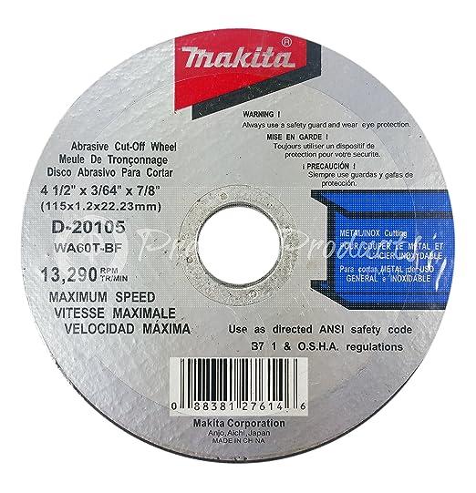 Makita 10 Pack - 4.5