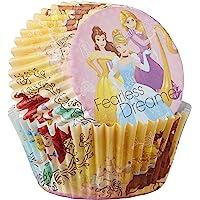 Wilton Disney Princess Standard Baking Liners, Assorted