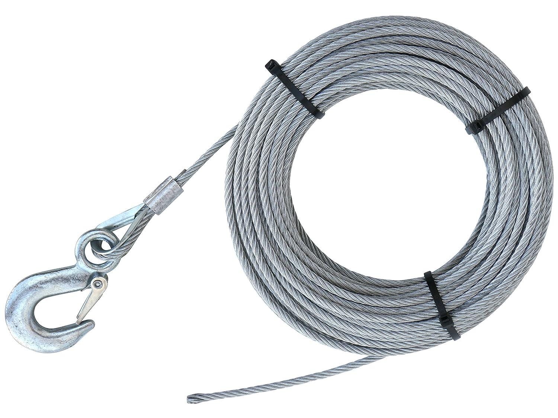 Rotek Konsolen-Seilwinde mit Bremse, HW-A-0800 (Kapazität 800kg ...