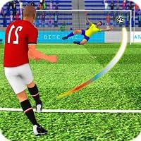 Flick Football : FreeKick Soccer Games 2019