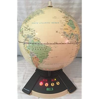 Geo Safari World ExploraToy Talking Interactive Educational Planet Globe Model#6498: Everything Else
