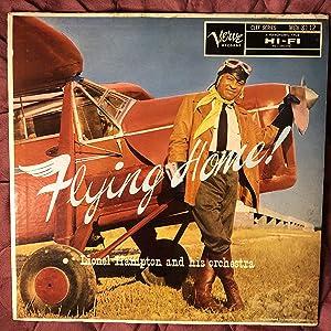 Flying Home Lionel Hampton Lp 1954