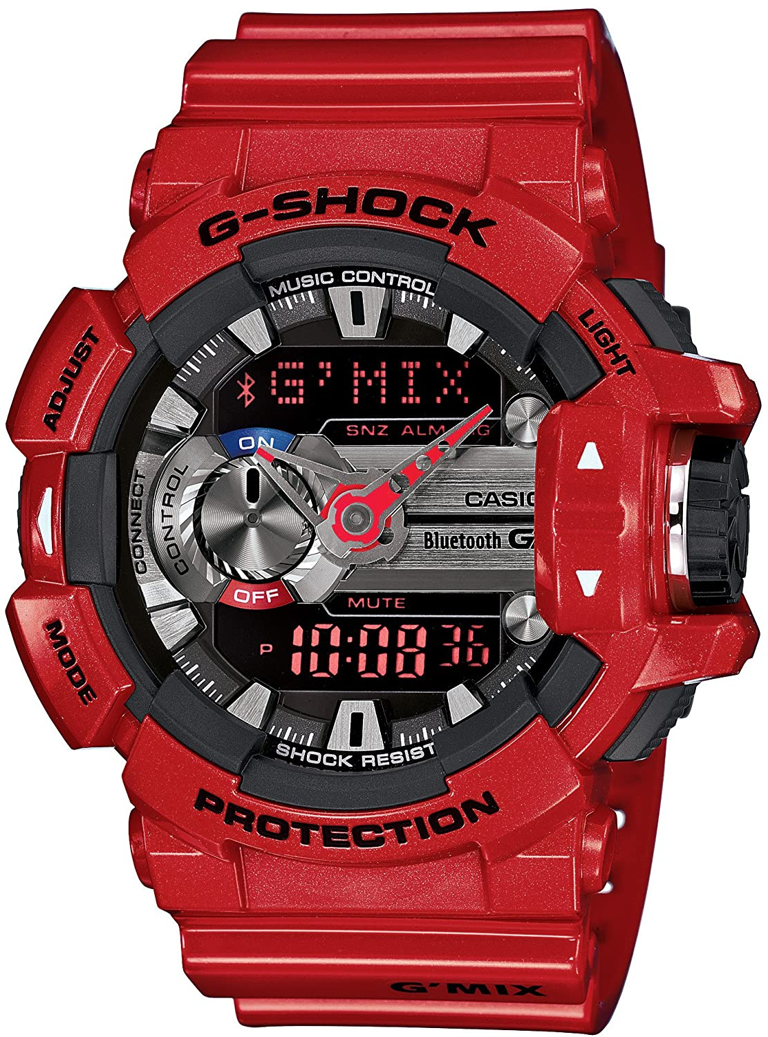 CASIO腕時計 G-SHOCK G'MIX GBA-400-4AJF