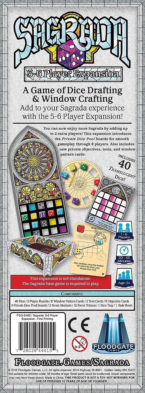 Matagot Sagrada – Extensión 5 6 jugadores: Amazon.es: Juguetes y juegos