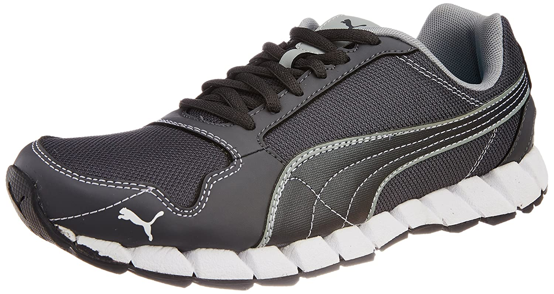 Limestone Grey Mesh Running Shoes