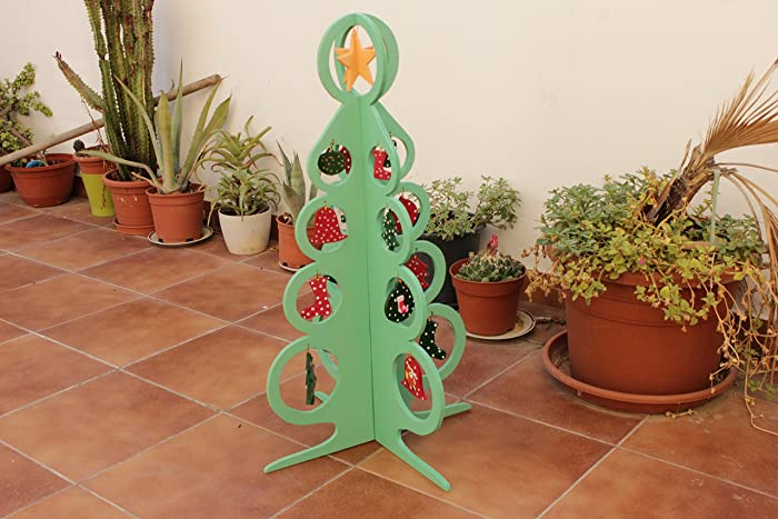 wooden christmas tree xmas woodworking pattern decorations christmas indoor outdoor decor holiday winter