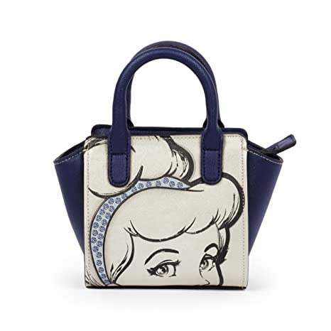 Amazon.com  Disney Cinderella Dreaming of the Ball Mini Cross Body Handbag   FABNY 75b5edbf9fa3a