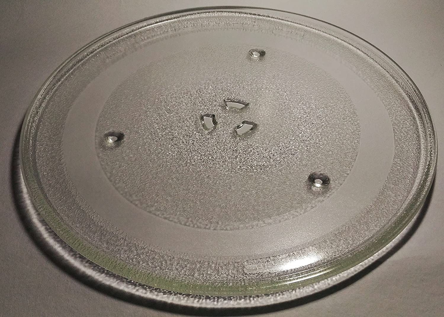 LG / Goldstar Microwave Glass Turntable Tray / Plate 12 3/4 Inch LG Electronics 1B71961