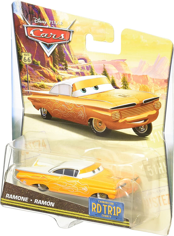 disney pixar cars Red /& Wagon Carburetde RD TR1P County