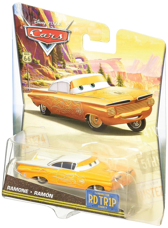 Mattel Disney Pixar CARS FLO Road Trip
