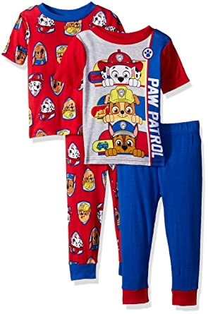 Amazon.com  adidas Baby Boys Paw Patrol 2-Piece Pajama Set  Clothing 27741aa44