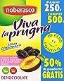 Noberasco - Viva la Prugna, Ricche di Fibre, Senza sale - 500 g