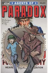 Agents of Paradox #2 Kindle Edition
