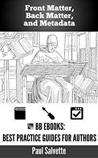 The ebook design and development guide kindle edition by paul front matter back matter and metadata best practice guides for authors fandeluxe PDF