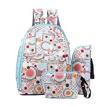 Amazon.com: Baby lovess Bolso para pañales bolsas para ...