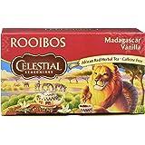 Celestial Seasonings Madagascar Vanilla Red Tea Bags - 20 ct