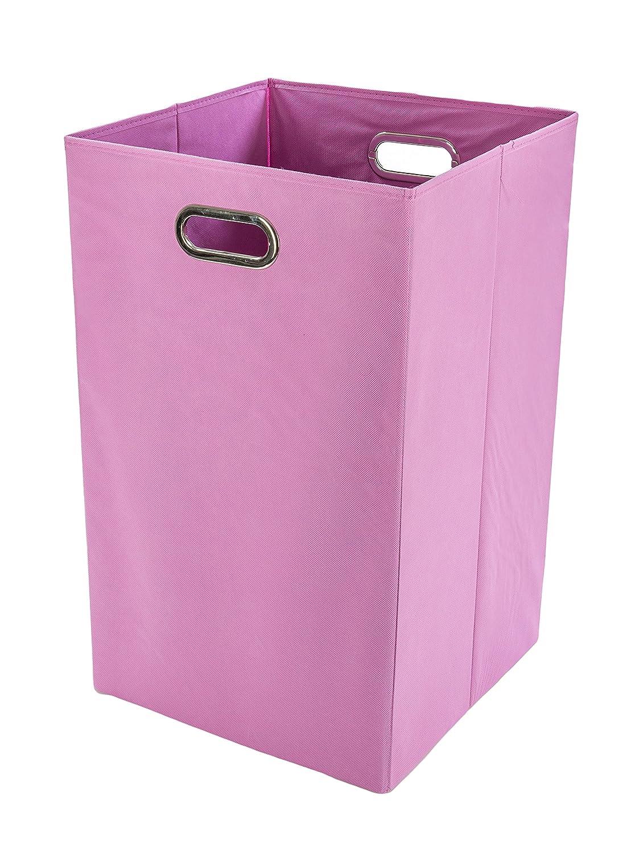 Modern Littles Laundry Basket Smarty-Pants, Solid Black EDULAUN201