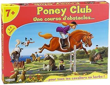 poney jeu