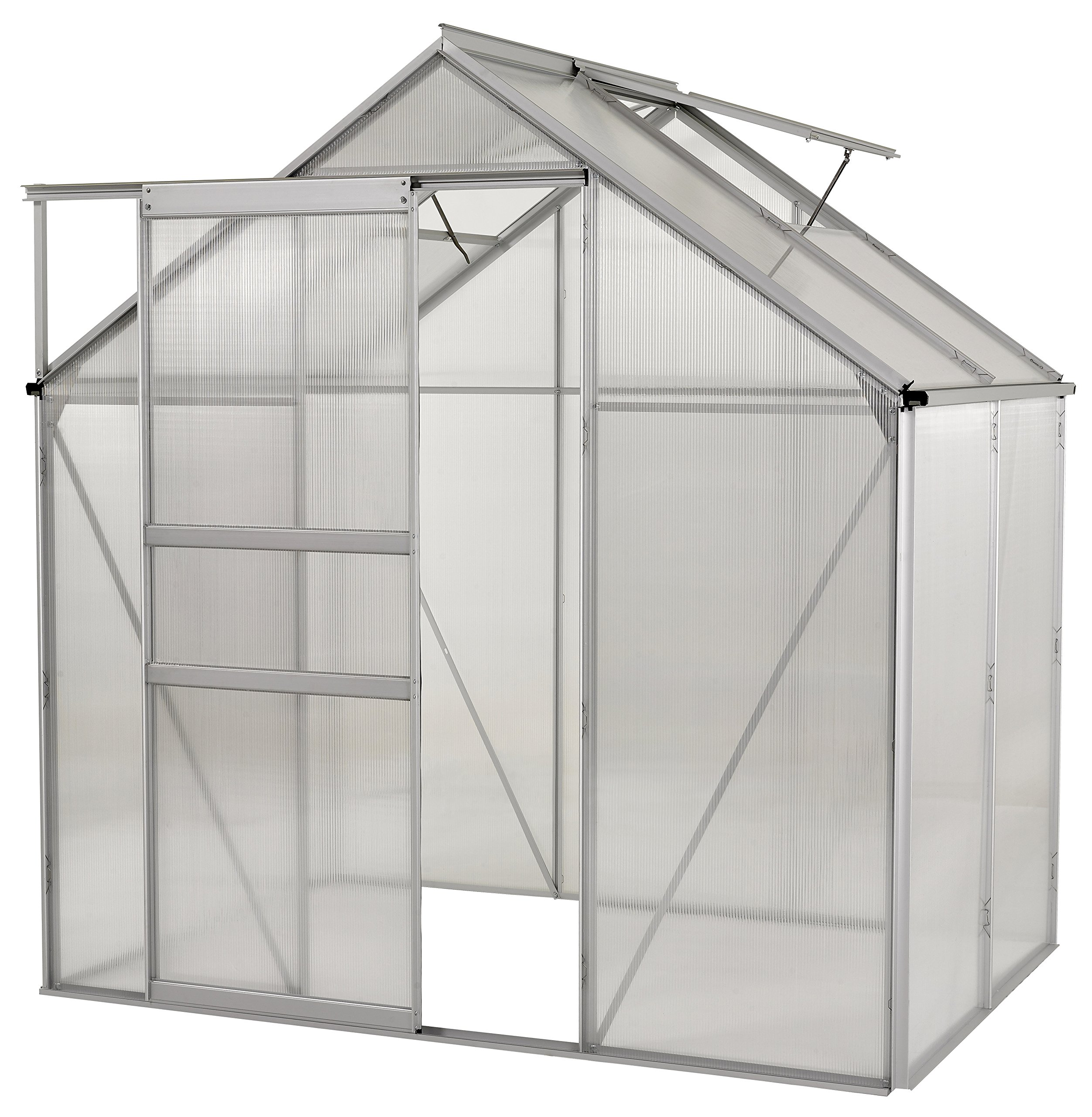 Ogrow OGAL-466 Aluminium Greenhouse by OGrow