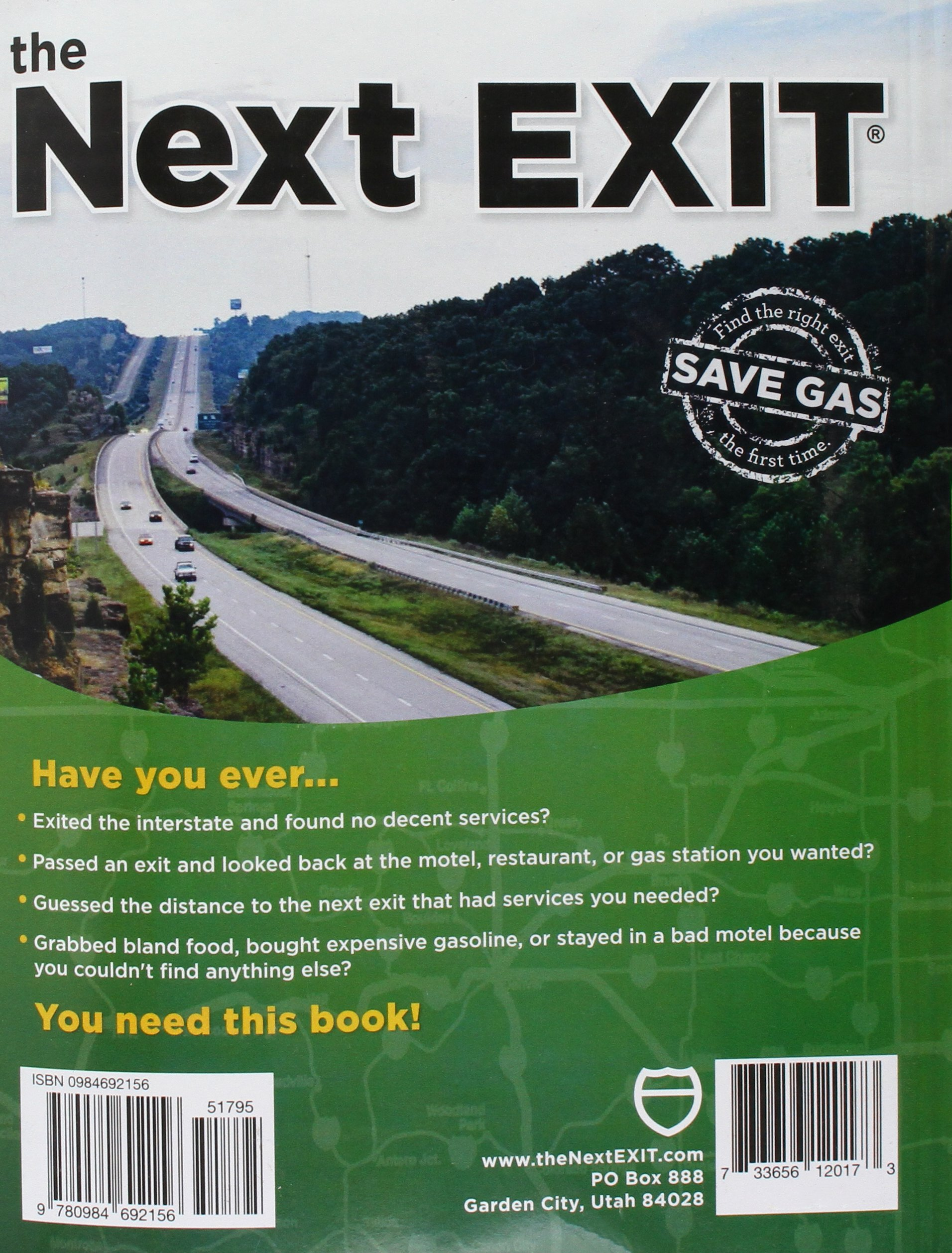 THE NEXT EXIT EPUB