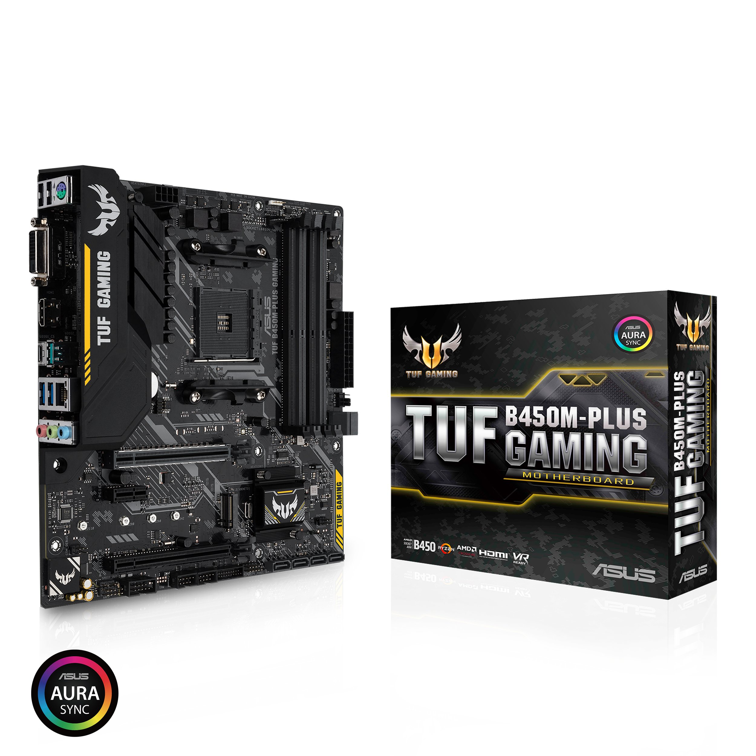 ASUS TUF B450 Gaming Motherboard