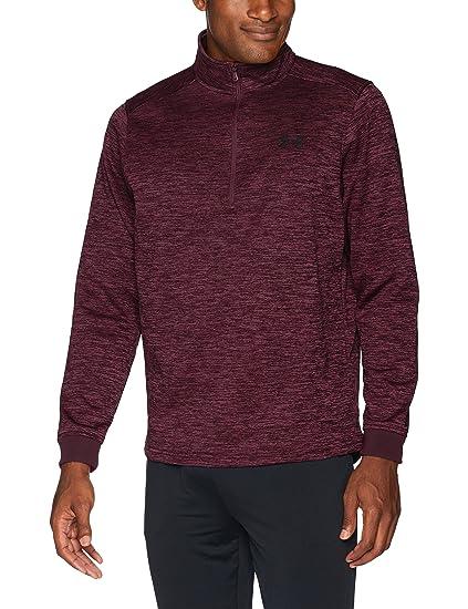 NEW Under Armour Men's Sportstyle Microfleece Half Zip Long Sleeve SweatShirt