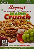 Bagrry's Almond n Raisin Healty Crunch Muesli, 400g