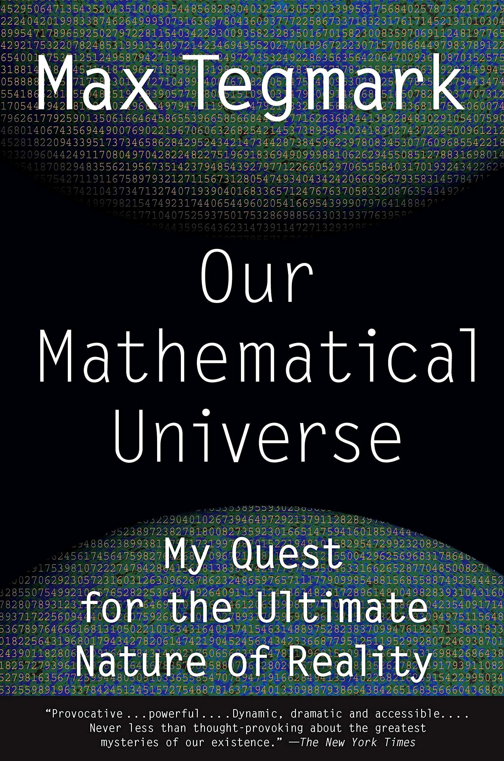 Our Mathematical Universe: My Quest for the Ultimate Nature of Reality: Amazon.es: Max Tegmark: Libros en idiomas extranjeros