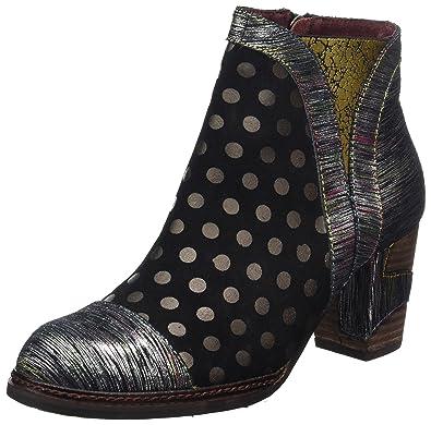 LAURA VITA Anna 13, Chelsea Boots Femme  Amazon.fr  Chaussures et Sacs a6f4d3794382