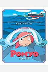 Ponyo Picture Book Hardcover