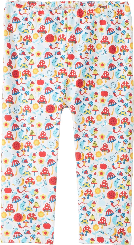 Cream Zutano Baby Girls Happy Day Pant 12 Months