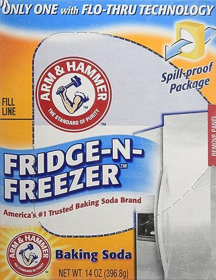 Brazo y martillo bicarbonato sódico, fridge-n-freezer unidades ...